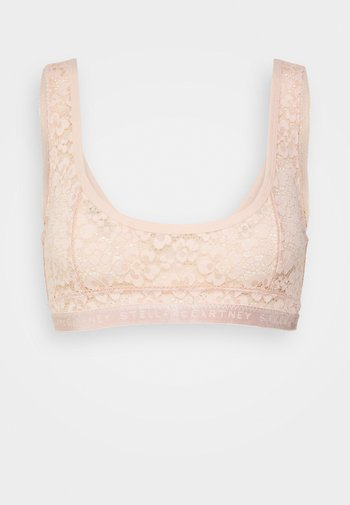 EVELYN CROPPED TOP BRA - Bustier - rose