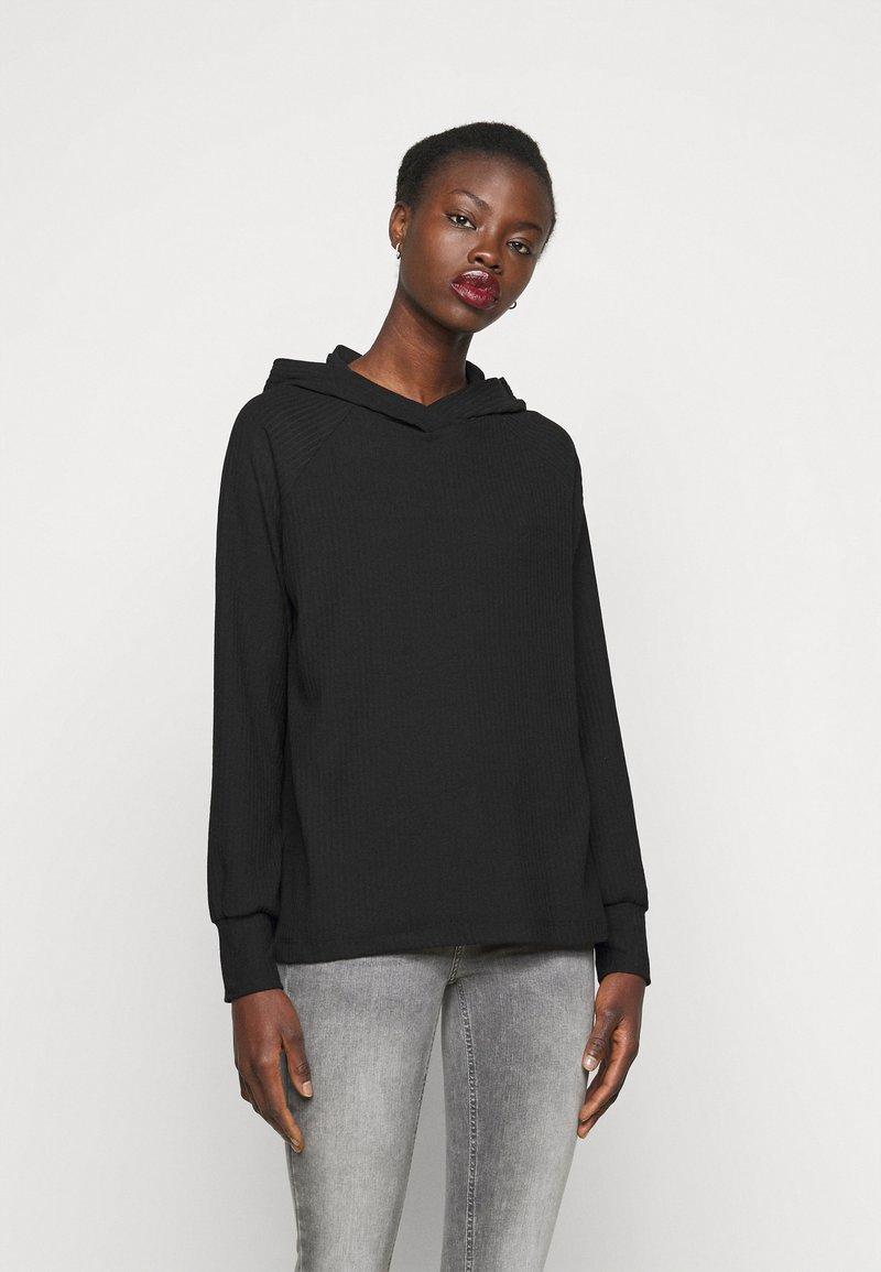 ONLY Tall - ONLNELLA HOOD - Hoodie - black