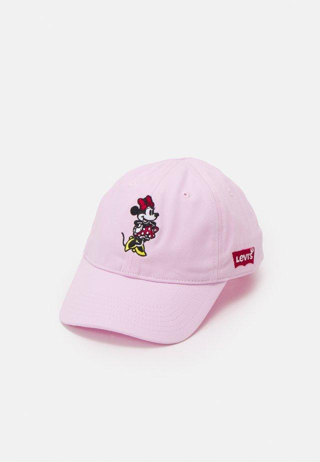 LAN MICKEY CURVED BRIM UNISEX - Pet - pink lady