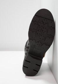 H.I.S - Cowboy/biker ankle boot - black - 6
