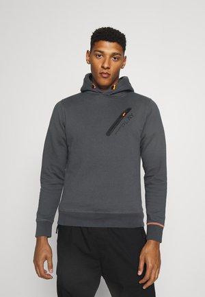 HOODIE UTILITY DETAILS - Sweatshirt - smoke grey