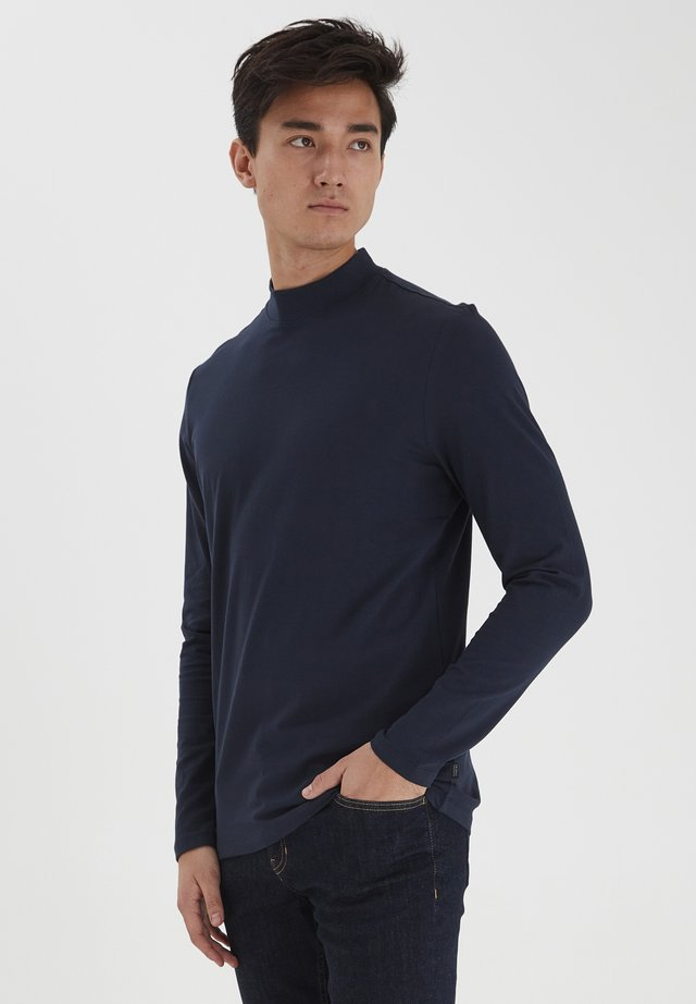 T-shirt à manches longues - navy blazer