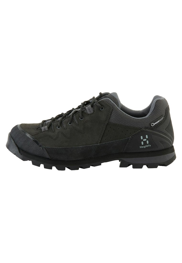 Haglöfs - VERTIGO PROOF ECO - Hiking shoes - true black