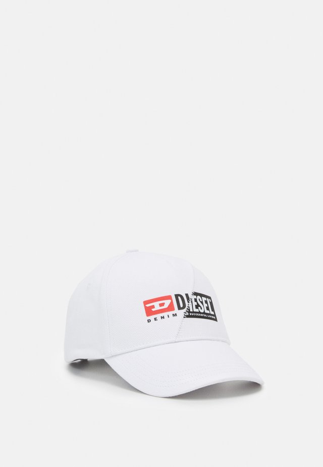CUTY HAT - Cap - white
