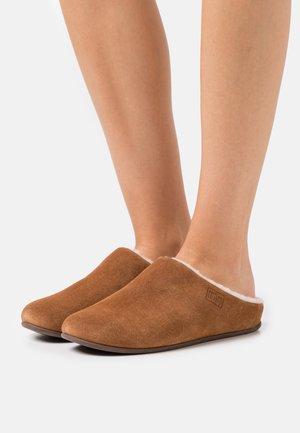 CHRISSIE  - Slippers - tumbled tan