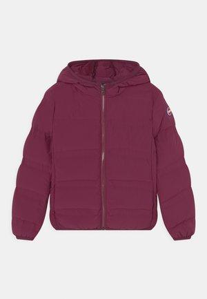 Down jacket - cardinal