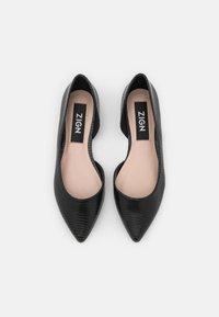 Zign - Ballet pumps - black - 5