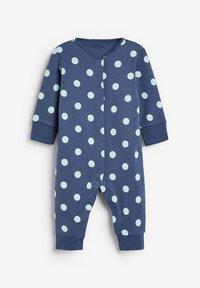 Next - 3 PACK  - Pyjamas - mint - 4