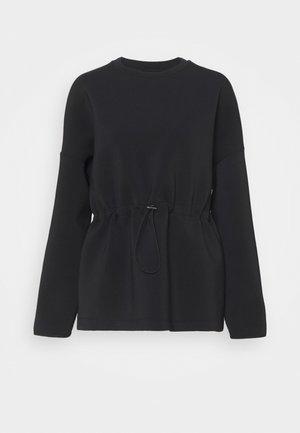 GRACE CREW NECK  - Sweater - black