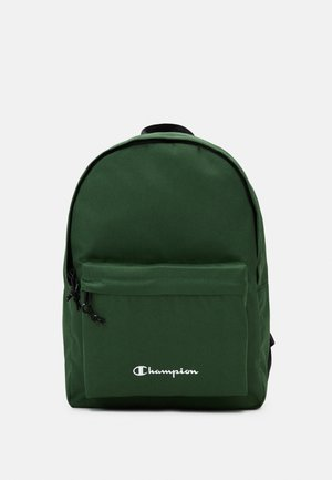 LEGACY BACKPACK - Mochila - dark green/black