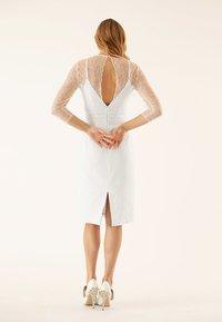 IVY & OAK BRIDAL - Vestido de cóctel - white - 2