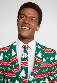 OppoSuits - FESTIVE - Suit - green - 6