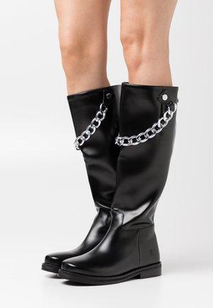 VEGAN ICHI - Støvler - black