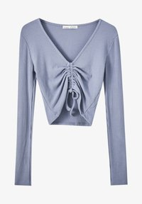 PULL&BEAR - Blouse - dark blue - 5