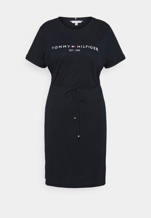 COOL DRESS - Jersey dress - blue