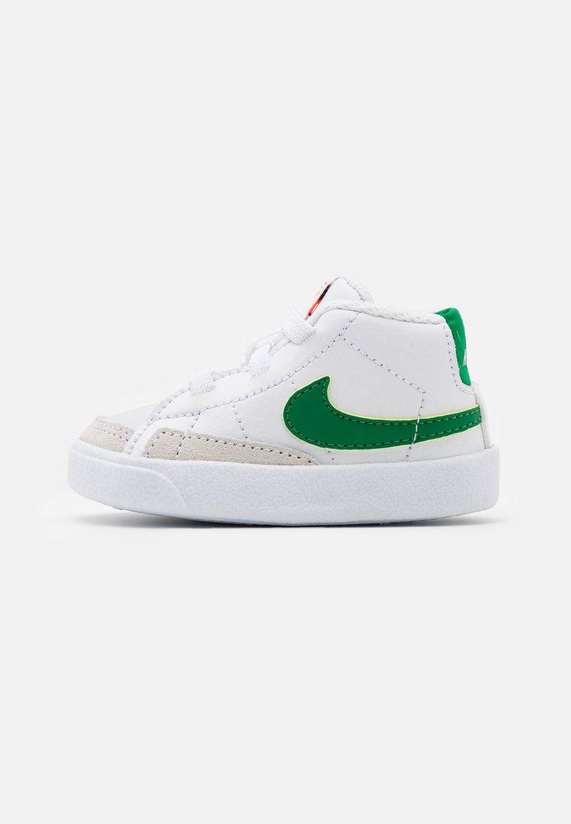Nike Sportswear - BLAZER MID - First shoes - white/pine green