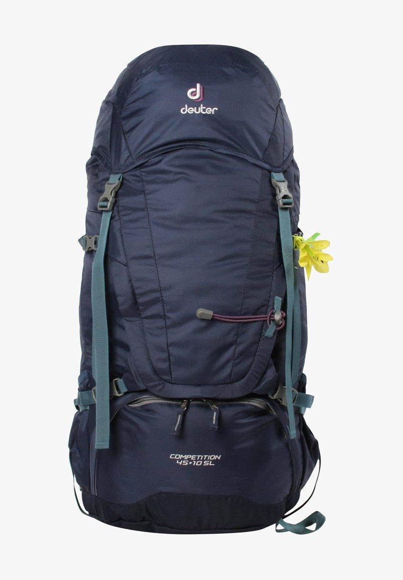Deuter - COMPETITION 45 + 10 SL - Hiking rucksack - marine