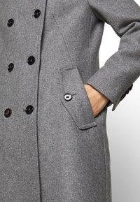 DRYKORN - HARLESTON - Płaszcz wełniany /Płaszcz klasyczny - grau - 6