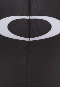 Oakley - ICON  - Pyöräilypaita - black/bayberry - 2