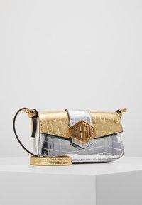 Kurt Geiger London - GEIGER MINI BAG - Handbag - metal comb - 6