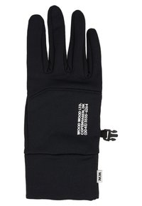 Wood Wood - HOLGER GLOVES - Gloves - black - 1