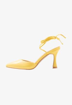 ZUMI - High heels - yellow