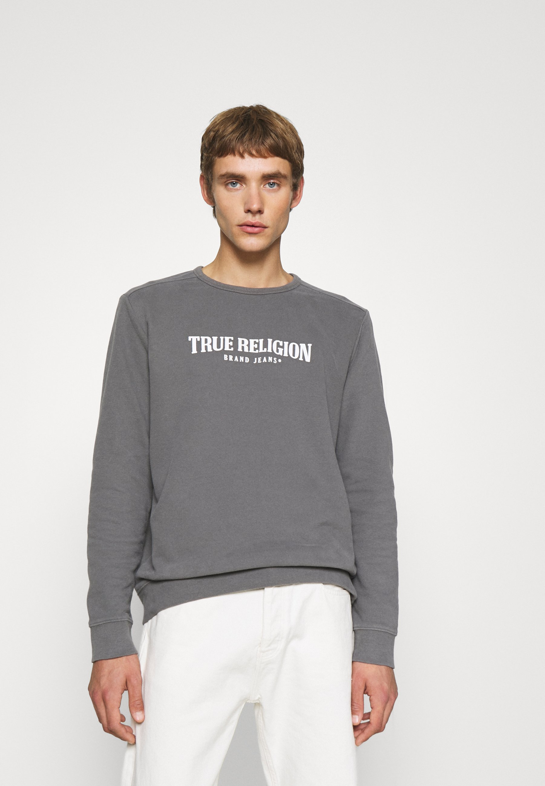 Homme CREW CLASSIC LOGO - Sweatshirt