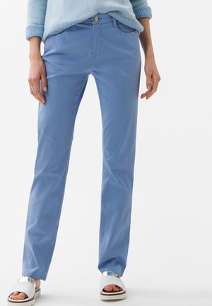 STYLE MARY - Trousers - sky blue