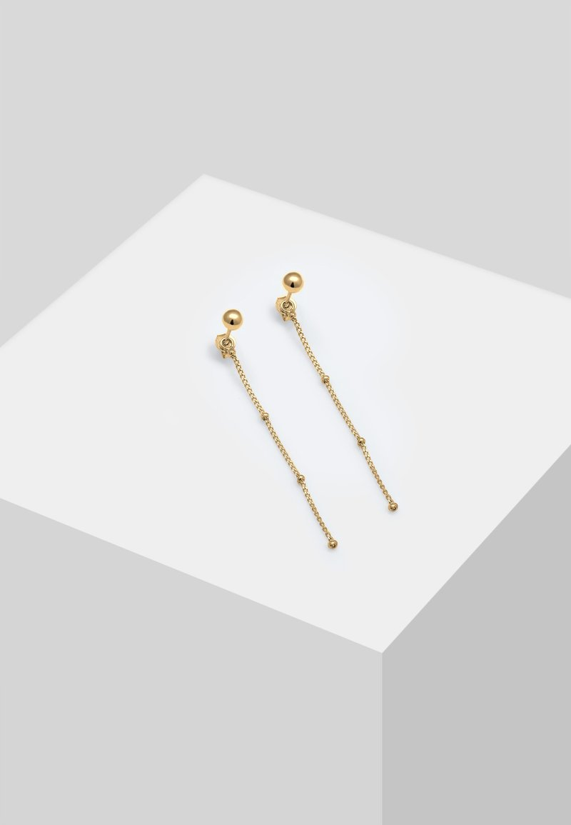 Elli - Earrings - gold-coloured