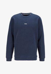 BOSS - WEEVO - Sweatshirt - dark blue - 3