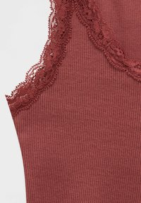 PULL&BEAR - Top - red - 5