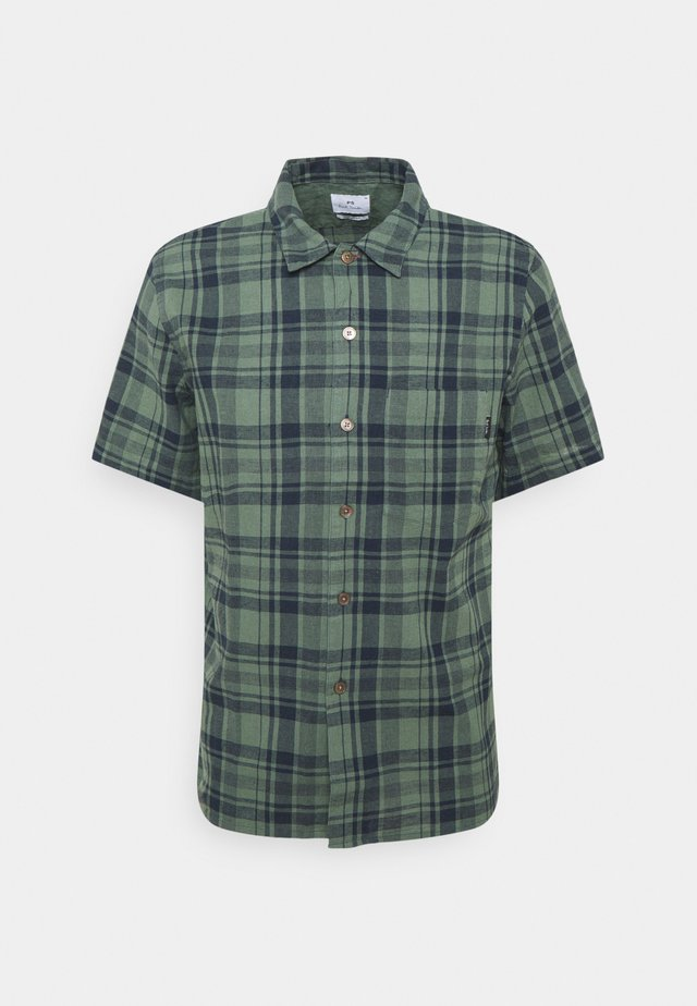 MENS CASUAL FIT - Chemise - dark green