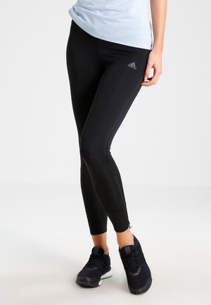 RESPONSE LONG - Leggings - black