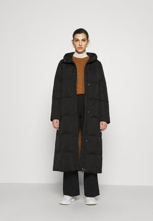 LUCY - Down coat - black