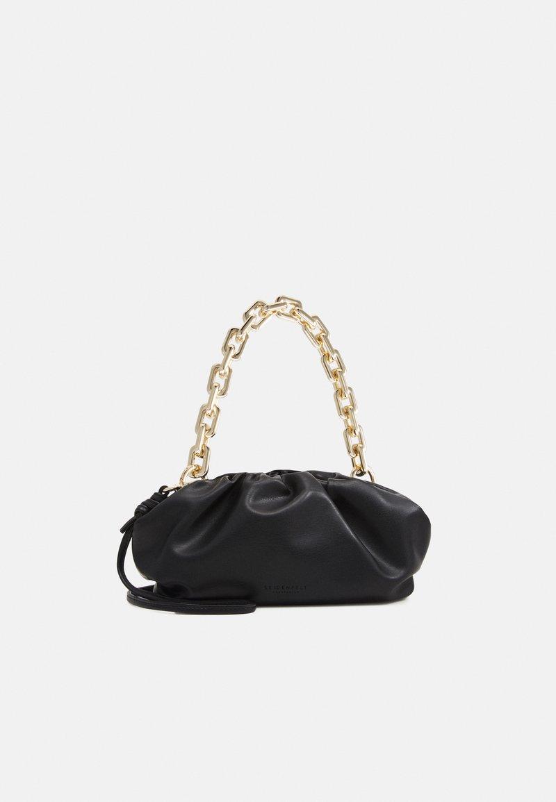 Seidenfelt - KUOPIO - Across body bag - black