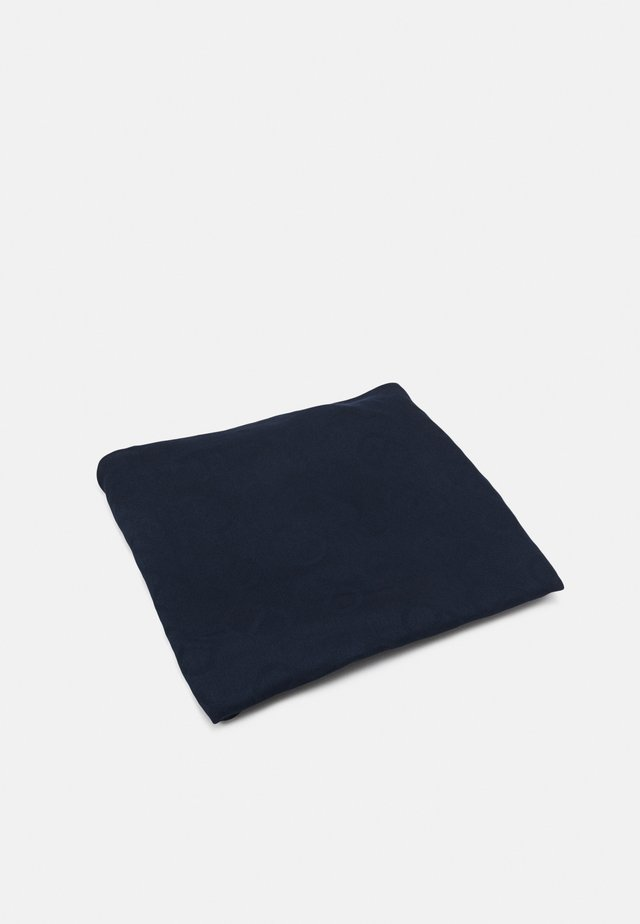 Foulard - dunkel blau