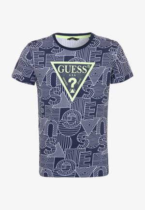 JUNIOR - Camiseta estampada - blue