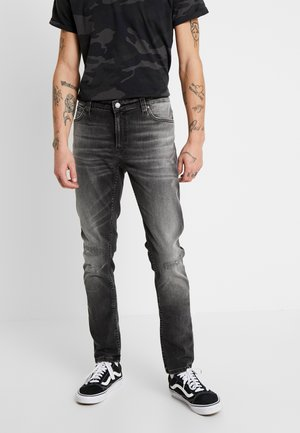 SKINNY LIN - Jeans Skinny Fit - favorite black