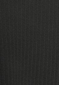ONLY Petite - ONLNELLA TIE CARDIGAN - Cardigan - black - 2