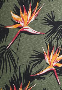 Jack & Jones - JORFLORALL - Print T-shirt - sea spray - 6