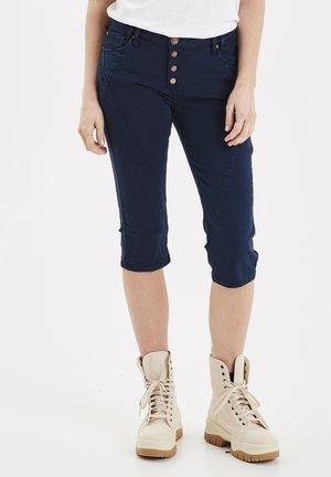 PZROSITA  - Denim shorts - dark sapphire