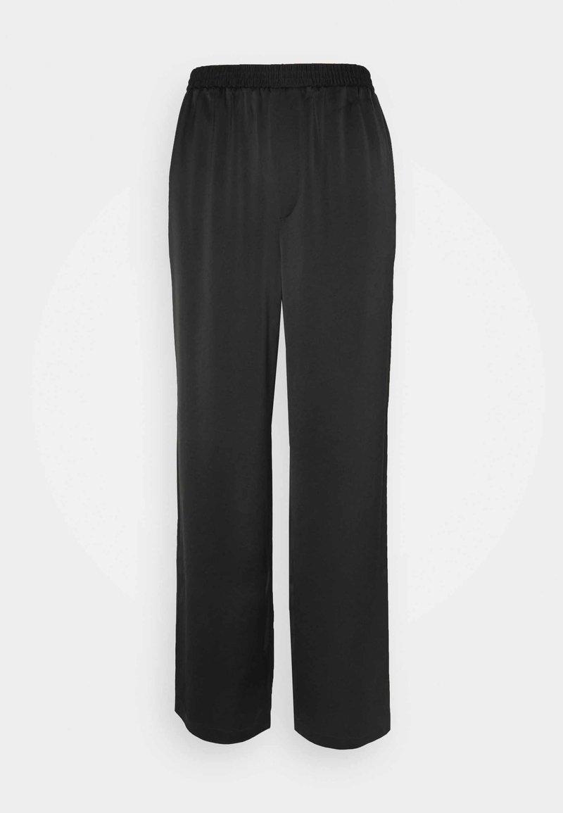 Filippa K - KIMBERLEY TROUSER - Trousers - black