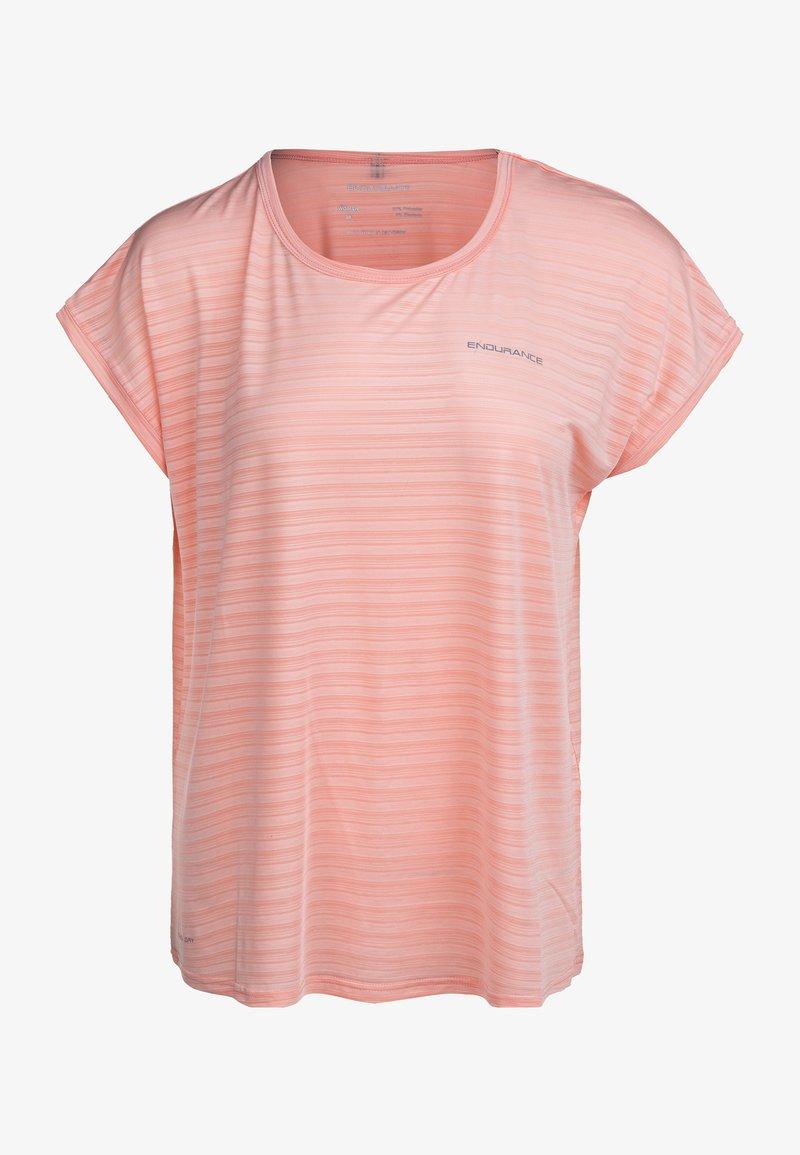 Endurance - LIMKO - Print T-shirt -  dusty peach