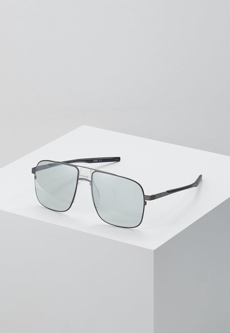 Puma - Sunglasses - ruthenium