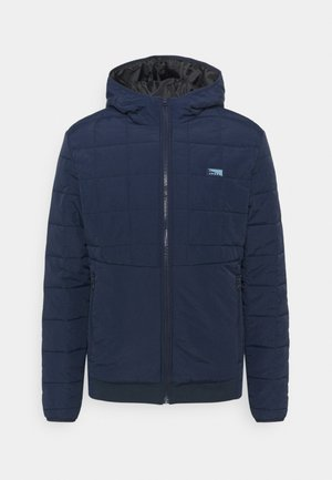 JCOMAGIC TWIST QUILTED JACKET HOOD - Light jacket - navy blazer