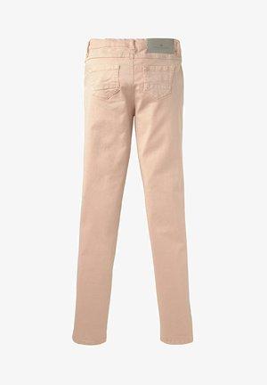 FARBIGE - Straight leg jeans - light pink