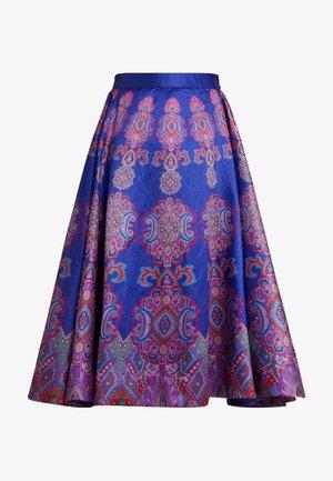 OPERA - A-line skirt - purple