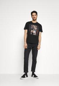 Alpha Industries - T-shirt print - black - 1