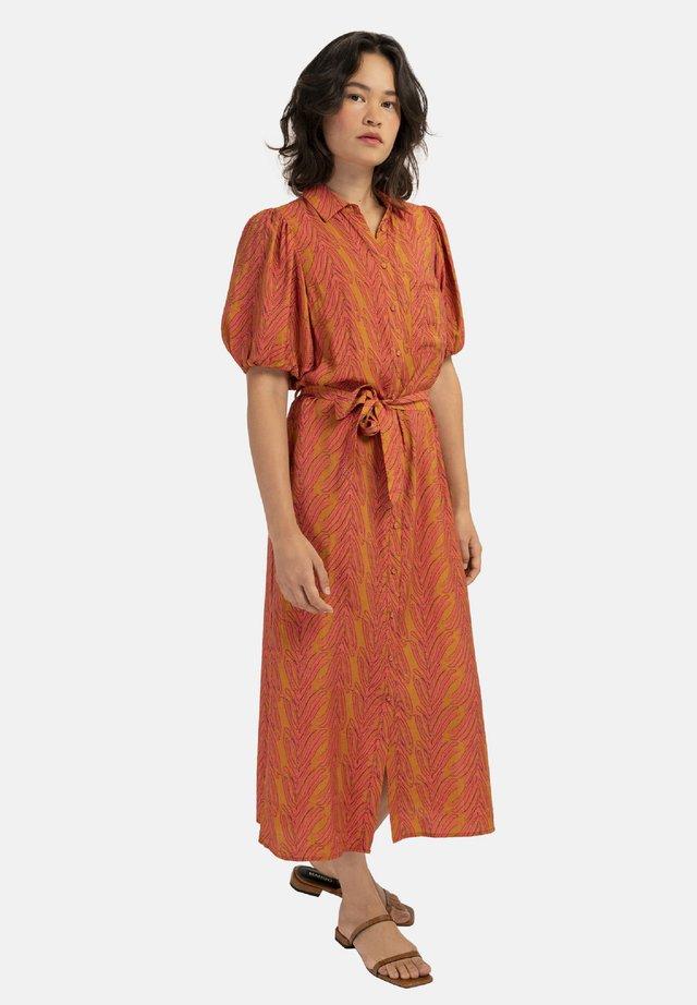 ALYHA - Abito a camicia - orange