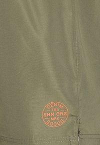 Shine Original - SOLID - Shorts - army - 2